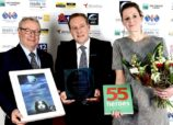 UNITED CAPS named 'Most Promising Export Company' at De Nacht van de KMO (the night of the SME)
