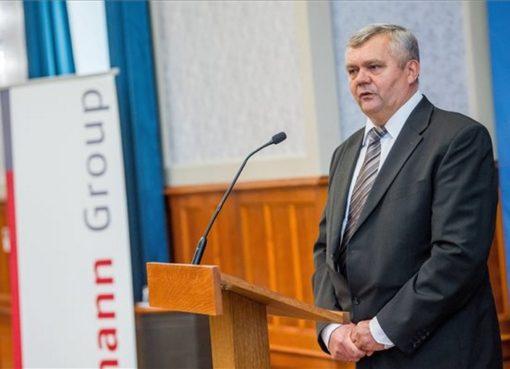 Az Edelmann Hungary Packaging Zrt. beruházásbejelentő sajtótájékoztatója